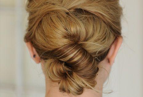 Nice twist hair style