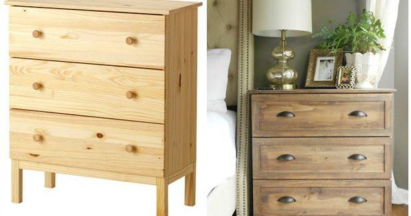 ikea tarva hack oak house design co master bedroom pinterest design house design and. Black Bedroom Furniture Sets. Home Design Ideas