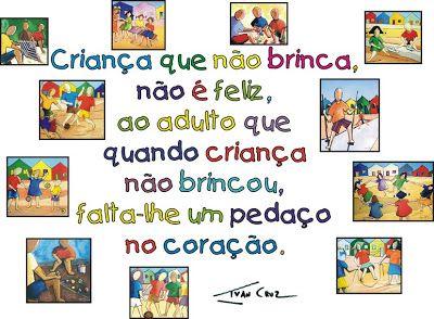 Projeto Brincadeiras De Crianca Ivan Cruz Brinquedos E