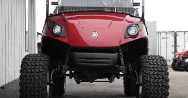 This 2008 yamaha drive custom street ready gas golf cart for Yamaha golf cart repair near me