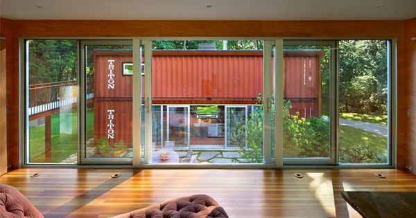 Inside shipping container homes see more about container homes at - Pros and cons of shipping container homes ...