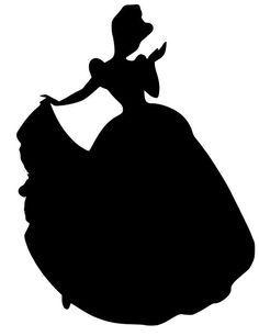 Cinderella Disney Princess Silhouette Cinderella Silhouette Disney Castle Silhouette