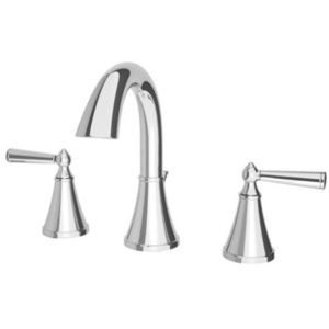Plg49gl0c Saxton 8 Widespread Bathroom Faucet Polished Chrome