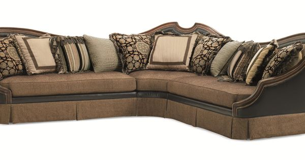 Wyeth Sofa Sectional Group By Schnadig Furniture
