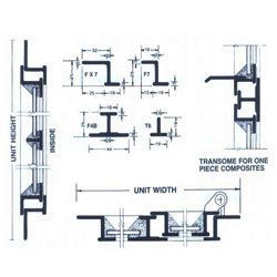 Metal Window Frame View Specifications Details Of Window