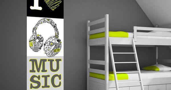 Mooi Slaapkamer Idees : Een geweldig idee voor een super stoere ...