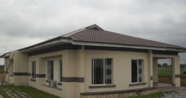 3 Bedroom Bungalow Bq Pearl Gardens Estate Sangotedo Lekki Epe Expressway Lagos Nigeria