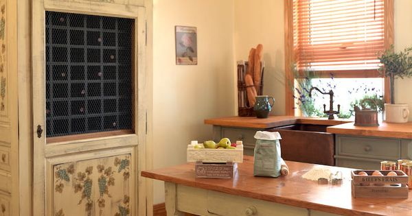 French Farmhouse Kitchen Pictures Gallery Kuchyne