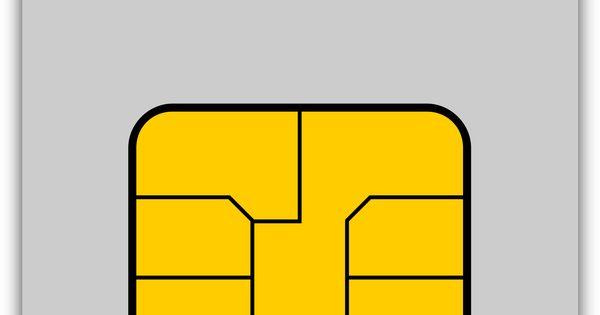 Sim Card Png Image Sim Cards Sims Cards