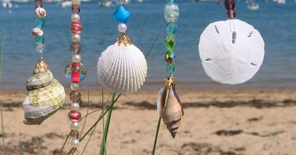 Shell craft idea. I have 40 or so sand dollars and now
