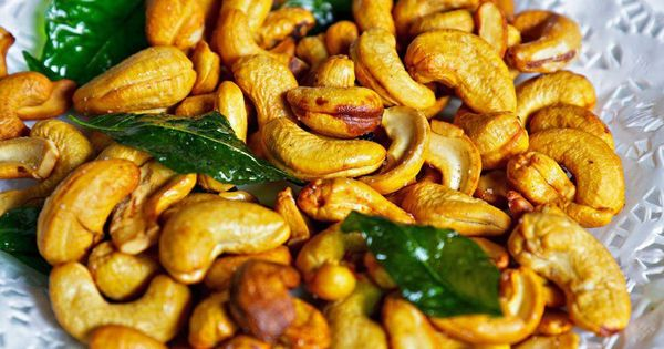 how to make devilled cashews