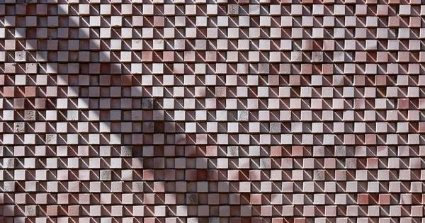 bettenhaus shk berlin gbk architekten 2012 brick facade pinterest berlin. Black Bedroom Furniture Sets. Home Design Ideas