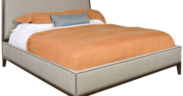 Vanguard Furniture Lancaster King Bed W524k Pf King Beds Lancaster And Mid Century Design