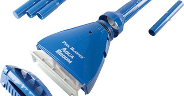 Water Tech Cordless Aqua Broom Pool Vacuum Pool Cleaning Accessories Best Pool Vacuum Pool Vacuum Cleaner
