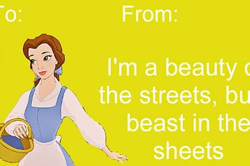 12 Disney Valentines That Will Destroy Your Childhood Disney Valentines Valentines Memes Valentines Day Memes