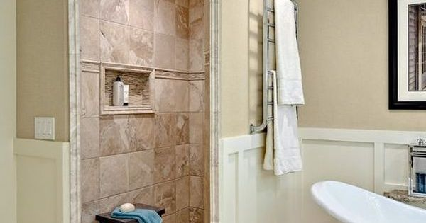 Pros and cons of having a walk in shower walk in design for Walk through shower pros and cons