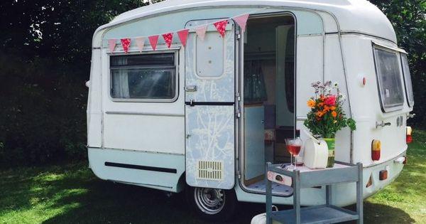 Viking Fibreline Classic Caravan Vintage Retro Glamping ...