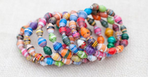 Beaded Statement Bracelet noondaystyle