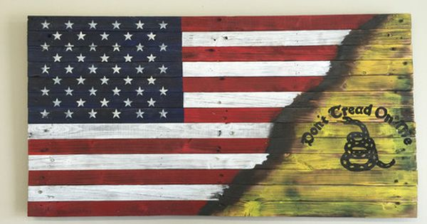 American/Gadsden Flag 20u0026quot;x36u0026quot;(Free Shipping) : DIY u0026 Crafts that I love : Pinterest : Gadsden ...