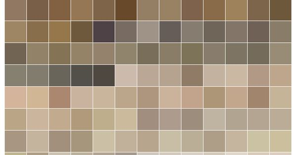Sherwin Williams Warm Neutrals Palette Color Pinterest