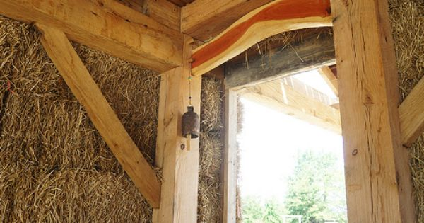 Straw bale and timber frame house plans off grid for Timber frame straw bale house plans