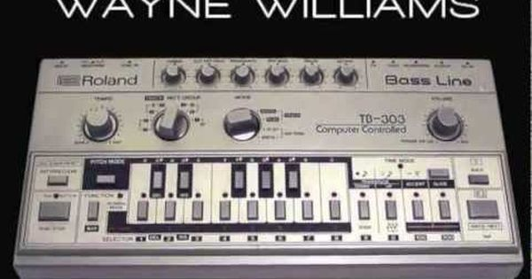 Cajmere wayne williams acid house 80 39 s acid house for Acid house production