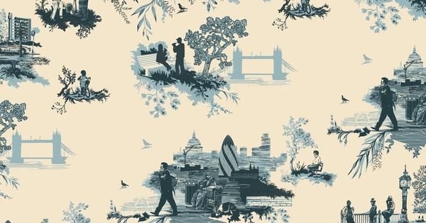 Toile Evolved Modern Takes On Traditional French Toile