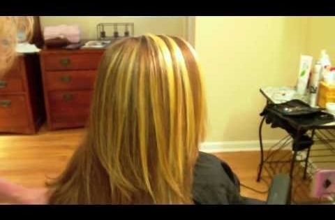 How to do Thick, Chunky Highlights with Foils | Hair I love ...