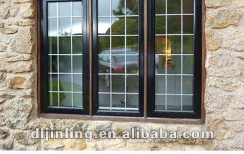 Iron window grill design window grills pictures aluminum for Exterior window grill design