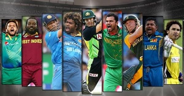 Top Ten Best Cricket Teams The Top Tens World Xi History Of Cricket World Cup