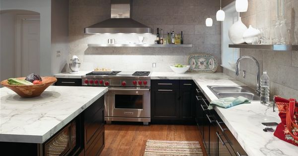 The Basics Plastic Laminate Countertops Consist Of A Wafer Thin