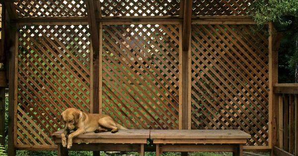 Diseño de cercas, cubiertas and ideas para cercas on pinterest