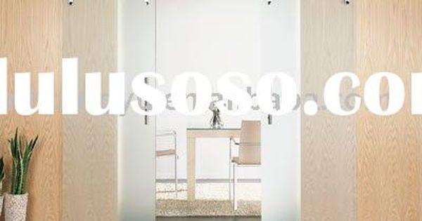 Translucent Screen Cross Bred With Barn Door Double Doors Interior Modern Interior Modern House