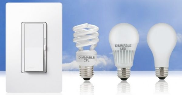 Lutron Unveils Energy Saving Dimmer Switch For Cfl And Led Bulbs