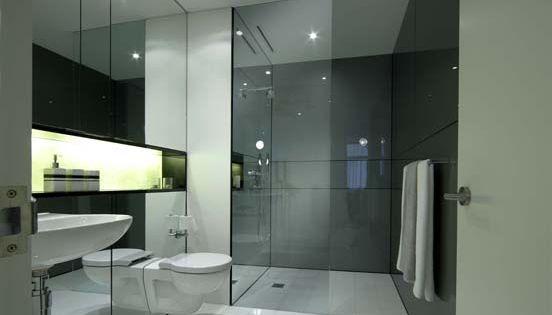 Stegbar Products Frameless Series Frameless Hinged Doors 3 Glass Shower Japanese Style Bathroom Shower Screen