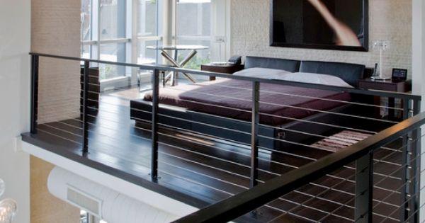 Creative loft bedroom ideas hold a certain fascination modern lofts loft spaces and lofts - Creative loft bedroom ideas hold a certain fascination ...
