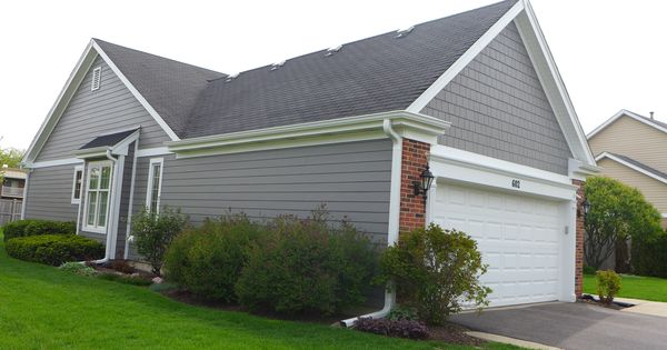 James Hardie Siding In Aged Pewter Colors Pinterest