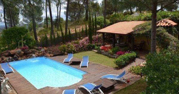 Huelva cala as alojamiento rural la chatarr vi for Complejo rural con piscina