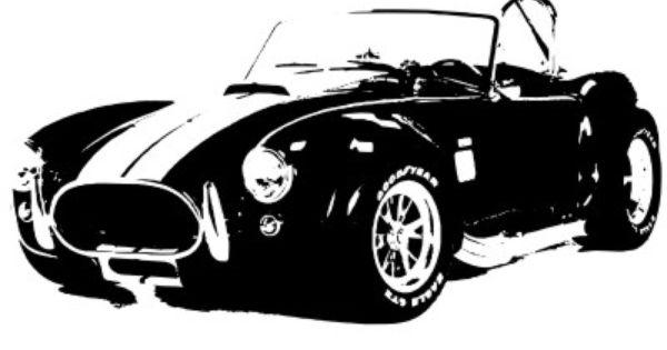 Auto 13 Naklejkolandia Vintage Graphics Car Art Pyrography