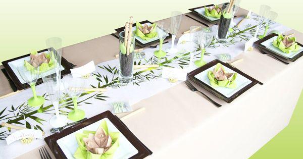 bambou  Mariage Zen - Nature  Pinterest  Mariage, Photo Decorations ...