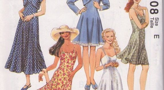 MOMSPatterns Vintage Sewing Patterns