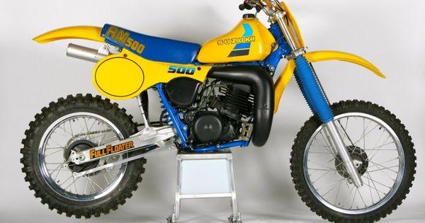 Suzuki Motocross S
