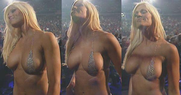 hot naked big boobs of torrie wilson