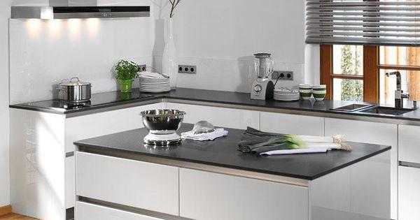 küchen modern mit kochinsel - google-suche | küche | pinterest, Wohnzimmer design