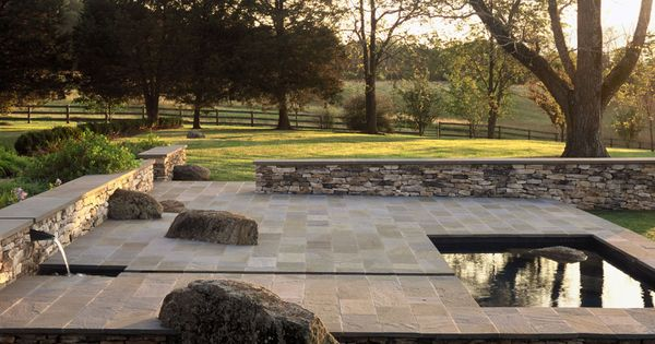 Nelson byrd woltz landscape architects landscape for Landscaping rocks nelson
