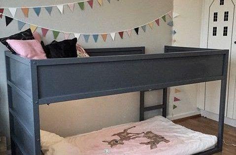 Alcuni fantastici hacks del letto kura e del letto mydal - Ikea letto mydal ...