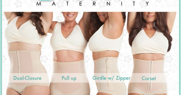 Recover Your Post Baby Body with Bellefit! Women who wear Bellefit after giving birth say that Bellefit helps them feel