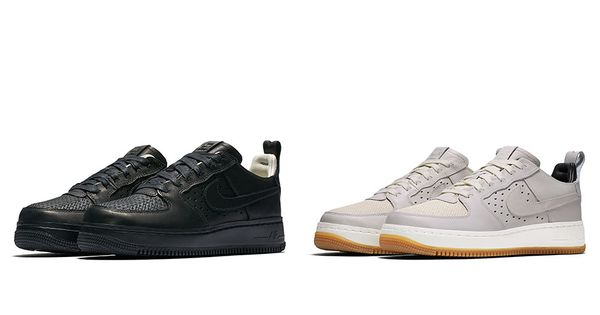 f6e986327f0  sneakers  news The Nike Air Force 1 Tech Craft Is Releasing in Low Form