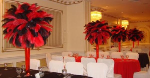 Hollywood Themed Sweet 16 Red Carpet Theme Moulin Rouge ...
