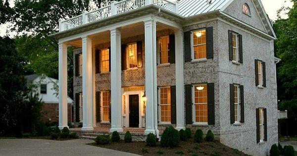Hendrix Hall Savannah S House Houses Pinterest Hall
